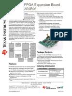 Product Brief Dk Lm3s9b96 Fpga