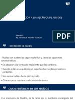 MECANICA DE FLUIDOS Primera Semana.pptx