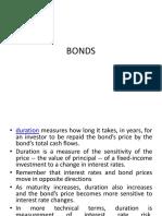 Bond Duration