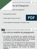 Clase 6 Modelos de Propagacion