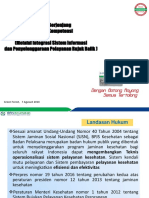 Sosialisasi Rujukan Online Bpjs