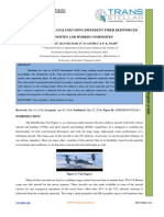 WING STRUCTURAL ANALYSIS USING DIFFERENT FIBER REINFORCED COMPOSITES AND HYBRID COMPOSITES