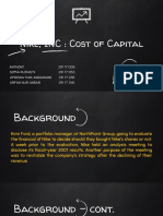 Nike Inc - Cost of Capital - Syndicate 10.pptx