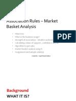 Associations Rules