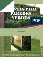Henry Camino - Plantas Para Paredes Verdes
