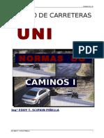 Manual de Diseno de Carreteras