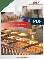 SIL Flexi Fiber Laser Cutting Machine