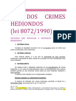 01. Lei Dos Crimes Hediondos