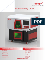 SIL Laser Micro-machining Center