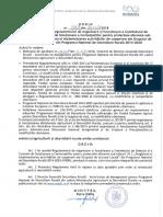 Ordinul 1267 Din 20.07.2018 Aprobare ROF Comitetului de Selectie Si Comisiei de Solutionare a Contestatiilor Proiecte Sub Masura 19.3
