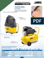Compresor Pole Position B20