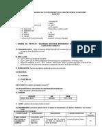 8. Plan Especifico de Cta -Alto Andino