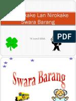 Mbedakake Lan Nirokake Swara Kewan.pptx