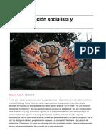 Engels Tradicion Socialista y Corrupcion