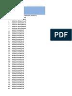 Base de Datos Directorio Empresas