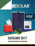 Catalogo Exel Solar