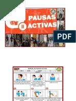 Manual Pausas Activas 2018