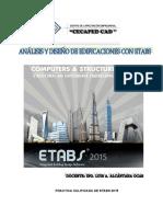 Etabs 2015- Practica