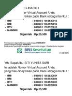 VA. an. Sunarto Dan Kel