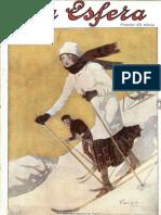 La Esfera (Madrid. 1914). 31-1-1914, n.º 5