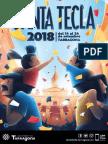 Programa SantaTecla 2018