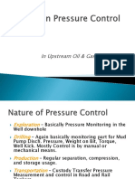 Flow and Measurement in Oil and Gas
