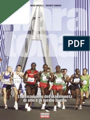 atleti che seguono una dieta dissociata per 10 giorni