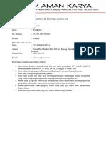 6 Contoh Surat Penawaran Proyek Terbaru Dan Lengkap File Word