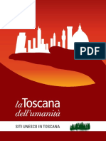 Siti Unesco in Toscana Ita