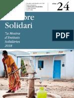 Octubre solidari 2018