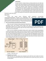 Uraian Materi Sistem Rem Sepeda Motor