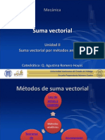 Suma Vectorial