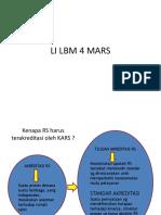 Fitrian LBM 4 MARS