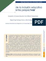 articuloSCero_2008 valoración de la inclusión educativa desde diferentes perspectivas1