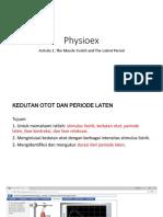 Physioex (Activity 1)
