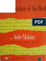 Malraux, Andre - Temptation of the West (Vintage, 1961)