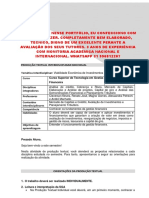 Portfolio Individual UNOPAR Gestao Financeira 3 e 4 - Empresa GFIN - Encomende Aqui 31 996812207