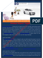 Antalya Airport Transfer Doc