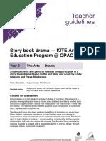 els sa story book drama guide  1