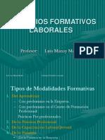 5. Convenios Formativos Laborales