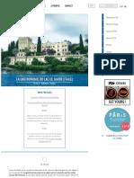 La Gastronomia del lago di Garda - 716lavie.com