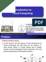 01. Lecture Cloud Introduction
