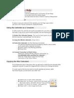 Timesheet Sample Spreadsheet