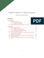 Análise de Genomasresumo Capitulo 10