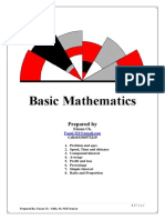 1 Basic Mathematics
