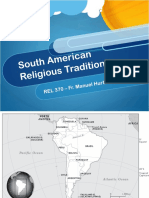 South American Religions Traditions