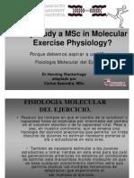 Molecular Exercise Physiology U. Aberdeen