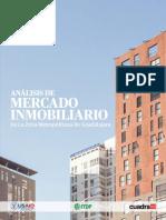 Análisis de mercado inmobiliario en la ZMG -incluye