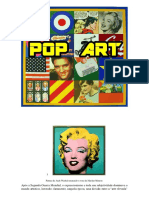 Aula Pop Arte