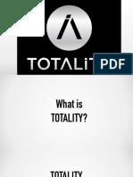 Totality Intro Deck PDF